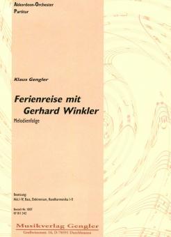 Ferienreise mit Gerhard Winkler
