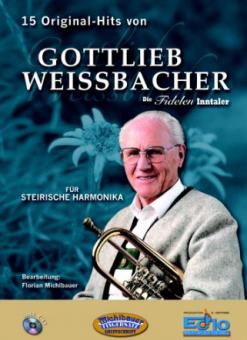 15 Original-Hits von Gottlieb Weissbacher