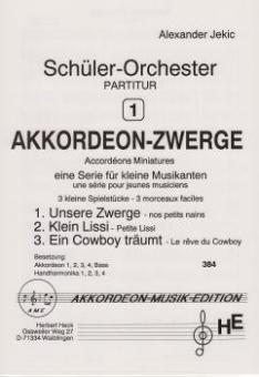 Akkordeon Zwerge 1