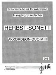 Herbst-Sonett