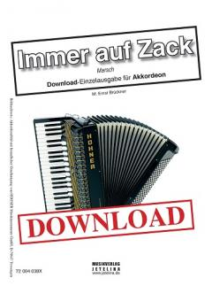 Immer auf Zack (Download)