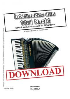 Intermezzo aus 1001 Nacht (Download)