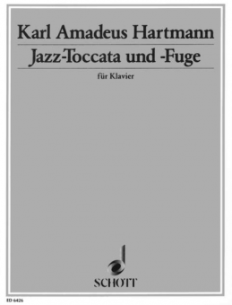 Jazz-Toccata und -Fuge (1928)