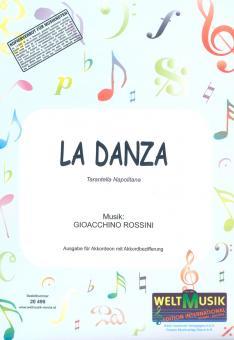 La Danza Neapolitanische Tarantella