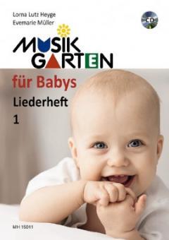 Musikgarten für Babys Liederbuch 1 (mit CD)