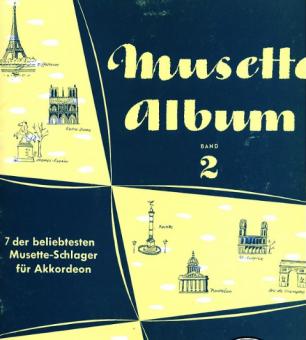Musette Album Band 2