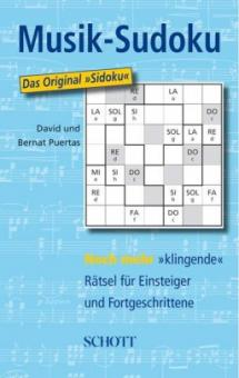 Musik-Sudoku Band 3