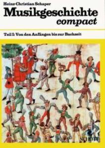 Musikgeschichte compact Teil 1