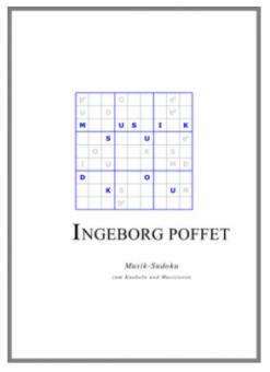 Musik-Sudoku zum Knobeln und Musizieren