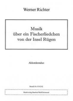 Musik über ein Fischerliedchen von der Insel Rügen