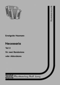 Necessaria (1952) Heft 2