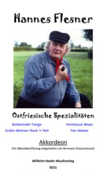 Ostfriesische Spezialitäten für Akkordeon