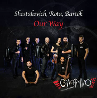Concertino Accordion Band: Our Way