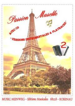 Passion Musette Pour Accordeon Vol.2