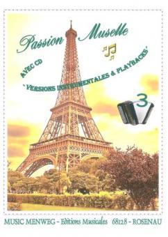 Passion Musette Pour Accordeon Vol.3 mit CD
