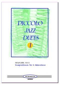 Piccolo Jazz Duets 1