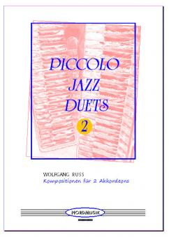Piccolo Jazz Duets 2