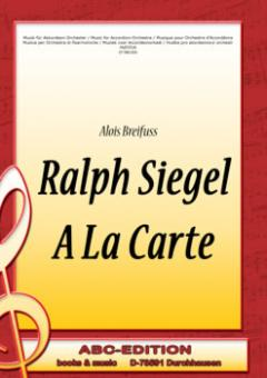 Ralph Siegel a la Carte