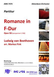 Romanze in F-Dur op.50