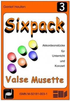 Sixpack Band 3 - Valse Musette