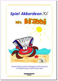 Spiel Akkordeon XS mit Krabbi