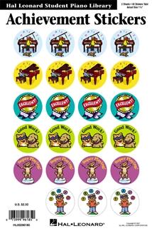 Achievement Stickers (Leistungs-Aufkleber)