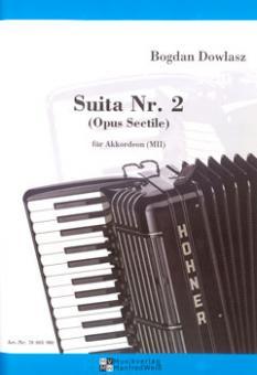 Suita No. 2 (Opus Sectile)