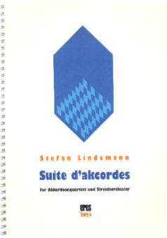 Suite d´akcordes