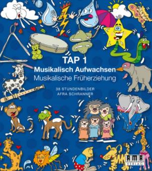 Musikalisch Aufwachsen TAP 1 (Lehrer-Ordner)