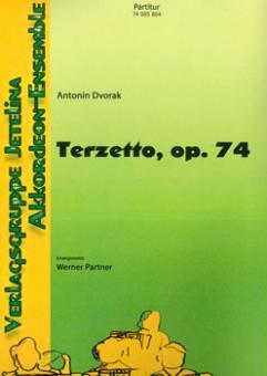 Terzetto, op. 74 - Dvorak, A.