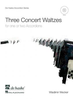 Three Concert Waltzes