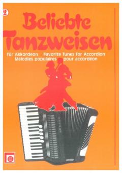 Beliebte Tanzweisen Bd. 2 - 2. Stimme