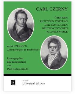 Über den richtigen Vortrag der sämtlichen Beethoven'schen Klavierwerke