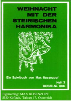 Weihnacht mit der steirischen Harmonika
