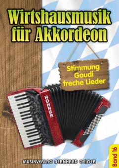 Wirtshausmusik Band 16
