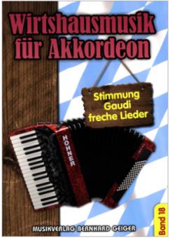 Wirtshausmusik Band 18