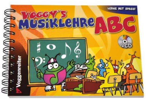 Voggy's Musiklehre ABC