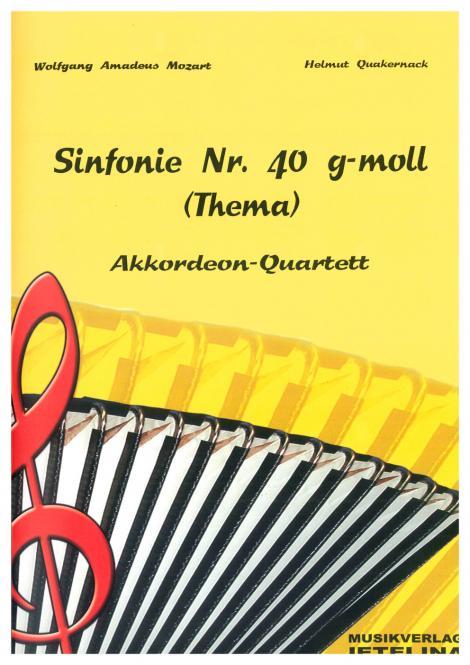 Mozart 40, Sinfonie Nr.40 g-moll