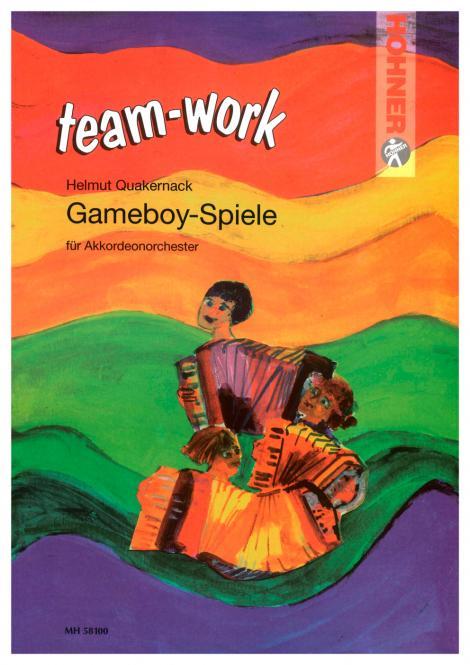 Gameboy-Spiele