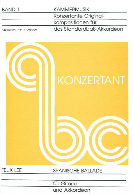 ABC Konzertant Kammermusik Band 1