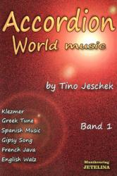 Accordion World Music Bd.1