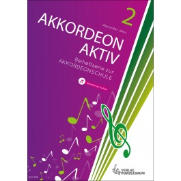Akkordeon AKTIV Band 2