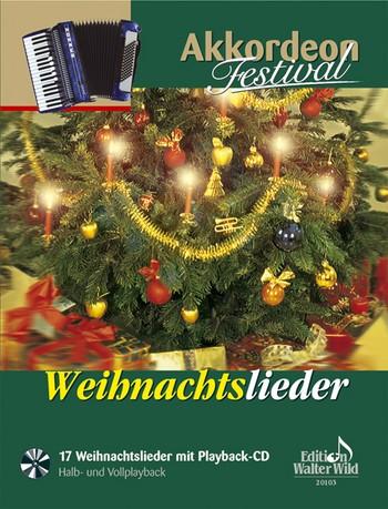 Akkordeon Festival Weihnachtslieder
