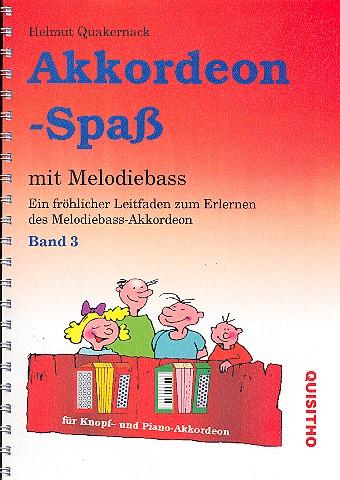 Akkordeon-Spaß Band 3