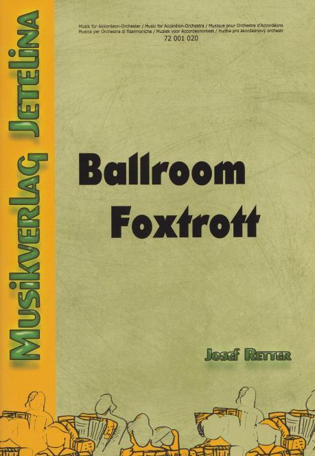 Ballroom Foxtrott