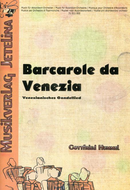 Barcarole da Venezia