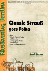Classic Strauß goes Polka