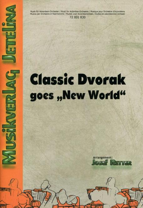 Classic Dvorak goes New World
