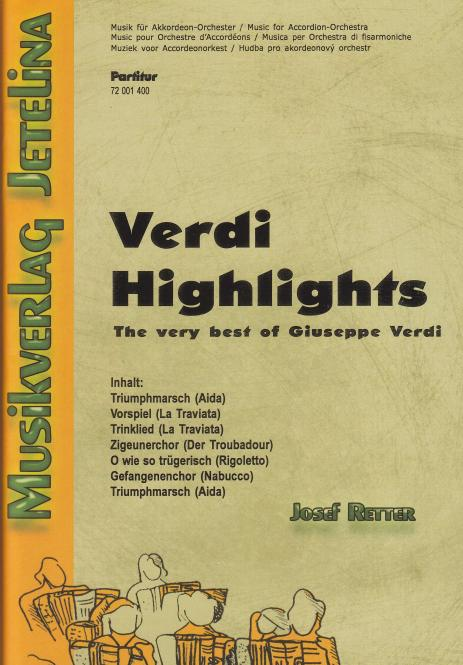 Verdi Highlights - The very best