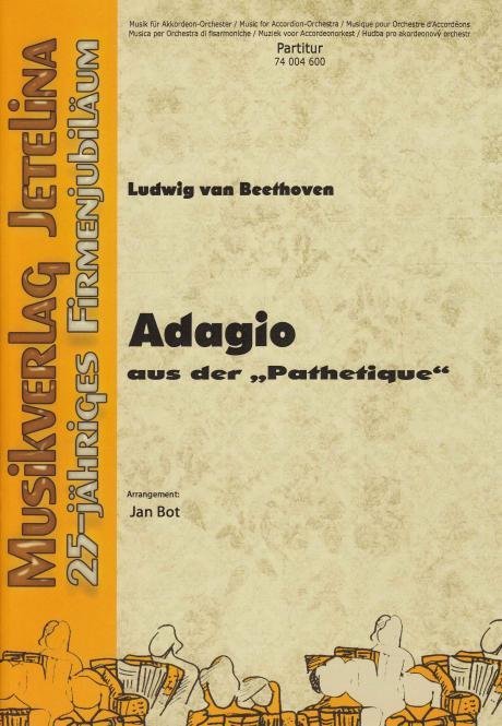 """Adagio aus der """"Pathetique"""""""